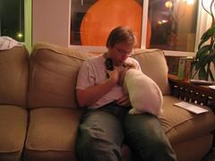 IMG_4071 (joandirk) Tags: rabbit cadbury lop minilop