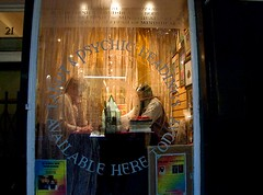 Tarot & Psychic Reading, Watkins Books, Cecil Court, London