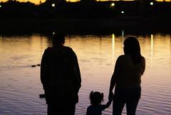 family silhouettes 2 (chasqui01) Tags: family sunset silhouettes soe memorialpark otw odessatx naturepeople pentaxk10d hairygitselite