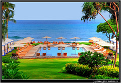 Beach Tree Pool (j glenn montano 3) Tags: pool island four hawaii big seasons glenn historic deck whirlpool evian montano hualalai spritz the kailuakona kaupulehu justiniano colourartaward