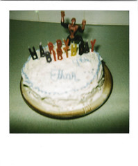 Cake (amanky) Tags: birthday food usa kitchen cake oregon dessert polaroid cool candles candle spiderman ethan birthdaycake scanned happybirthday polaroid600 hoodriver frosting birthdaydinner birthdaycandles 4thbirthday inthekitchen instantfilm polaroidweek happybirthdayethan ethans4thbirthday roidweek polaroidonestepexpress roidweek2008 woodportlanddr polaroidonestepexpresshuntergreen