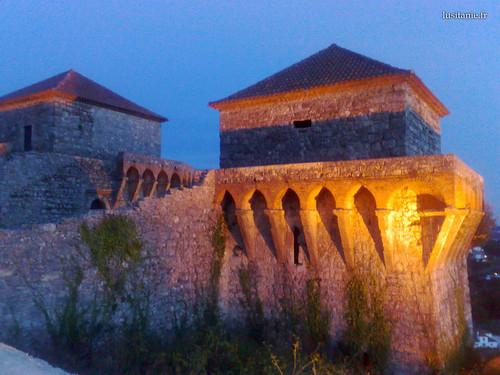 Iluminação do Castelo de Ourém
