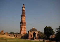 A Day at Qutub (Koshyk) Tags: art architecture sandstone delhi gateway marble indoislamic mehrauli alaidarwaza alauddin khilji