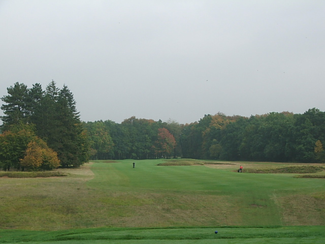 Chantilly 1st hole