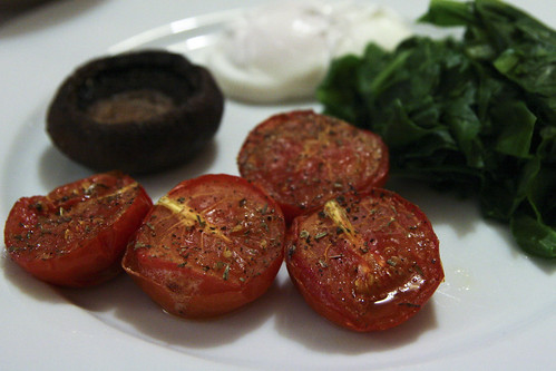 Freakin' Good Baked Tomatoes