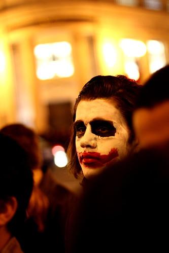 DC Halloween on M Street by Prashant_K.