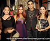 Manisha Koirala Zayed Khan And His Wife At Nisha Jamwwal Charitable Cause At The Taj Hotel