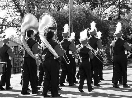 Parade _ Tubas