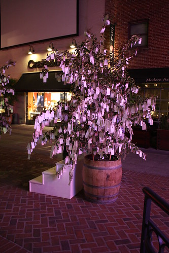 """Wish Tree for Pasadena"" by Yoko Ono at One Colorado Courtyard, 11-06-08 - 21 by you."