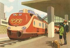 train tee