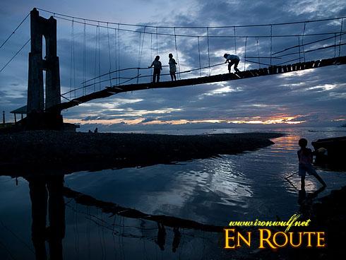 Gasan Bridge A Careful Crossing