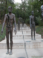 Deconstructing Inhumanity: Memorial to the Victims of Communism (Fenfotos) Tags: monument memorial czech prague humanity prag praha communist communism victims czechoslovakia inhumanity deconstructing dehumanizing