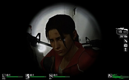 Left 4 Dead Sexy Zoey
