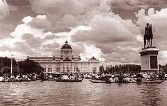 พระบรมรูปทรงม้า (King Rama 5 Statue)