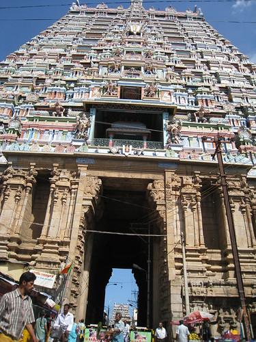 Sri Ranganathaswamy Temple - Srirangam (Trichy)