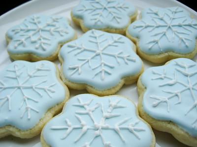 Cool Good Eats 39N Sweet Treats Grandma39S All Occasion Sugar Cookies Twd Easy Diy Christmas Decorations Tissureus