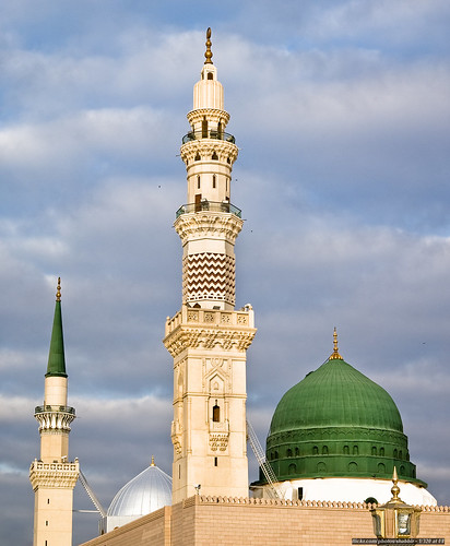 Masjid Nabawi (Prophet's Mosque)