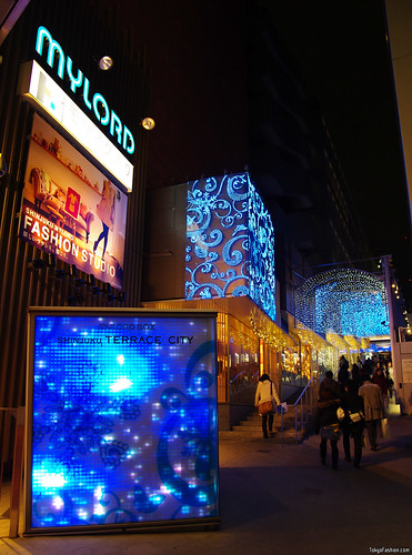 Xmas 2008 Shinjuku - MyLord
