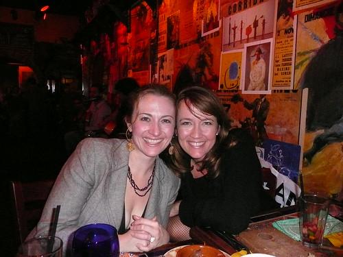 Jessica and Brandy