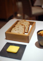 Hibiscus Bread