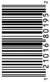 sideways barcode