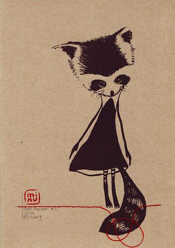 Red Panda No. 2