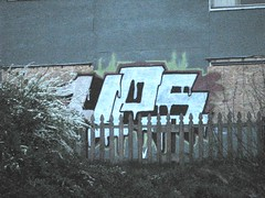 UPSK (rarelypopular) Tags: seattle graffiti upsk