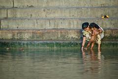 Gange River Vanarnasi India