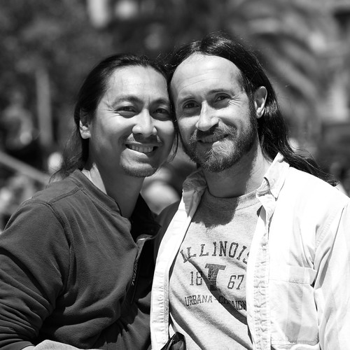 Paul and Dante (by Andrew Ng Images)