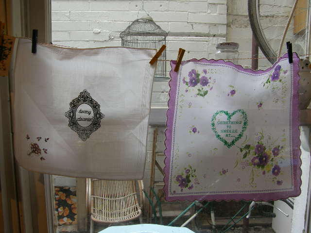 Hankies for the Heartbroken & HayFeverish