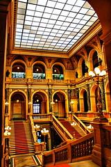 Nrodn muzeum, Praha. () Tags: prague prag praha nationalmuseum staatsmuseum nrodnmuzeum photographyrocks colorfullaward colorsinourworld todaysbest
