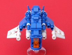 Ice Planet 2002 - Command Ship (Legoloverman) Tags: lego micro microscale iceplanet iceplanet2002 ip2002