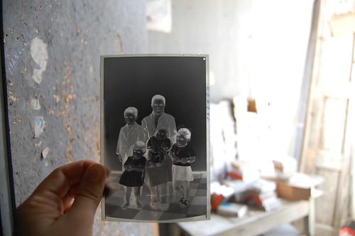 negativo fotográfico by cochinilha