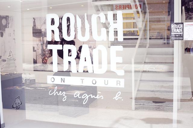 {124/365} Une virée chez Rough Trade