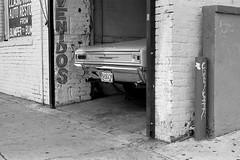 (Bien)venidos (ADMurr) Tags: leica film kodak garage chevelle chevy hollywood m5