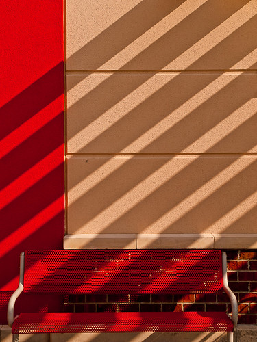 Light and Shadow at Target #1