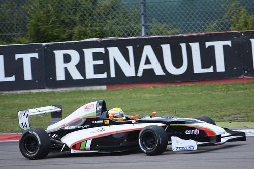 Alex Riberas-Nürburgring