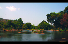 Athirappalli series (Diji's Photography) Tags: india nature water canon river landscape eos documentary sigma kerala dslr dfc 400d malayalikkoottam kfm3 malayalikkottamkfm3