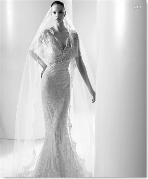 Vestidos de novia de la colección Elie para Pronovias