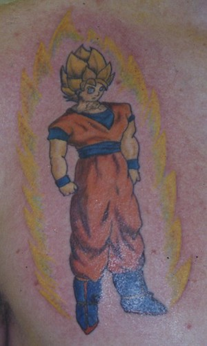 Tattoos Dragon Ball