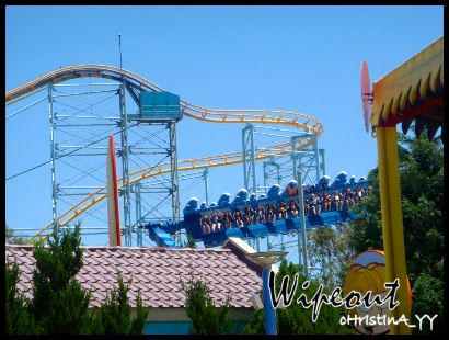 Big 6 Thrill Rides: The Wipeout