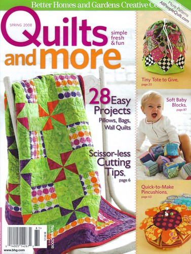 Quilts and More - Spring 2008