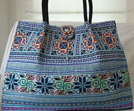 crossstitch bags