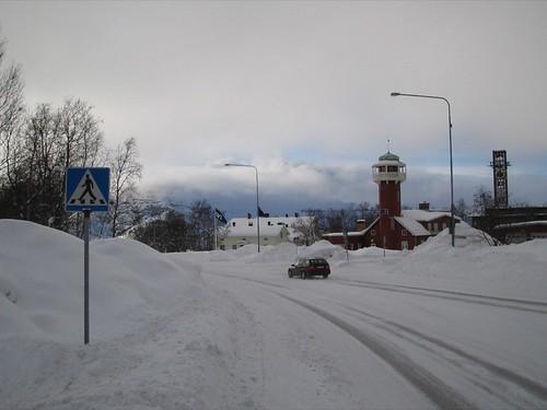 Kiruna: Street