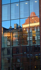 Old on new (Silva_D) Tags: windows reflection buildings gteborg sweden gothenburg reflexions fnster byggnader spegling mywinners anawesomeshot diamondclassphotographer flickrdiamond fanflickrtastic