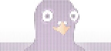 pidgin's logo in ascii