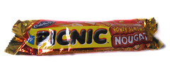 Cadbury Picnic: Honey Almond Nouhat