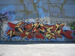 Dzyer (microwaveturtle) Tags: graffiti dzyer