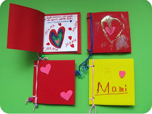 booklet mothersday