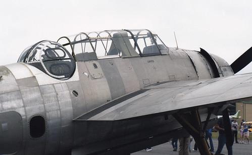 Warbird picture - Grumman TBF/TBM Avenger Torpedo Bomber, LRAFB, 1985